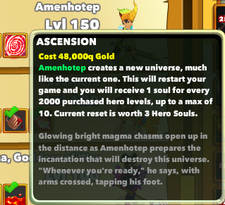 Clicker heroes review heroic clicking action mindless quest